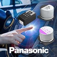 Высококачественные конденсаторы Panasonic для надежности вашей
