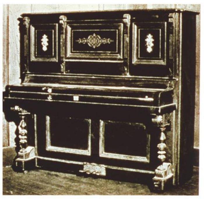 Продукты компании Yamaha конца 19 - начала 20 веков