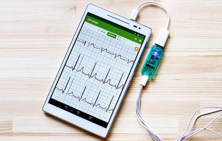 Отечественная кардиофлешка ECG Dongle получила сертификат европейского соответствия CE