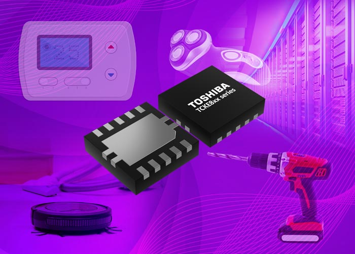 Toshiba launches compact resettable eFuse IC