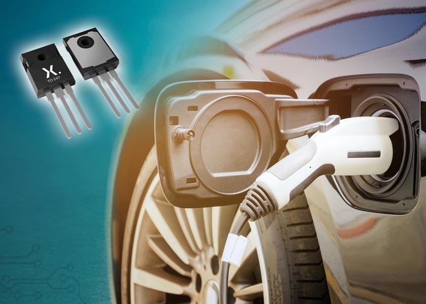 Nexperia запускает в производство свой первый GaN МОП-транзистор с лучшими в отрасли характеристиками