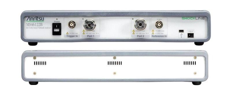 Anritsu представила векторные анализаторы цепей для новейших высокочастотных приложений, которые впервые позволяют работать на частотах до 43.5 ГГц с РЧ-разъемами K-типа