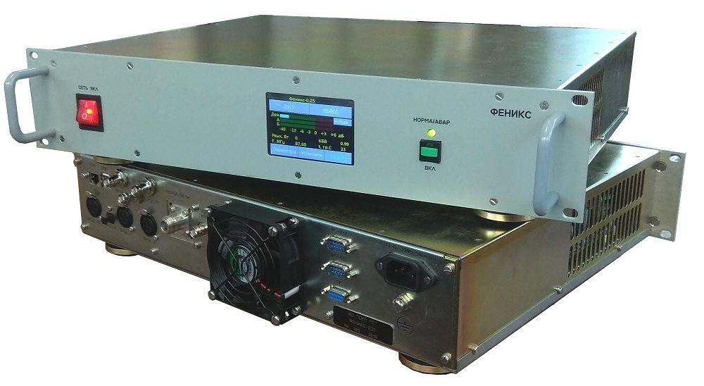 Передатчики концерна «Автоматика» обеспечили эфир двух радиостанций