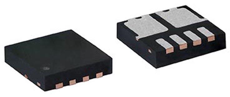 Сдвоенный 60-вольтовый MOSFET с объединенными стоками компании Vishay увеличит плотность мощности и КПД