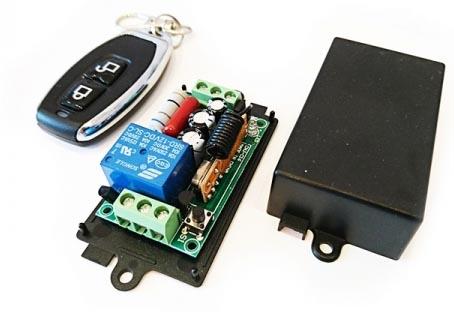 Дистанционный обход модуля управления стоп сигналами