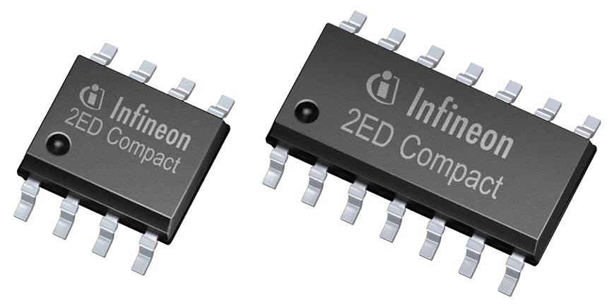 Infineon - 2ED210x, 2ED218x