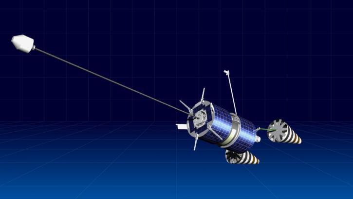 Российская спутниковая система связи получила обновление из 3спутников