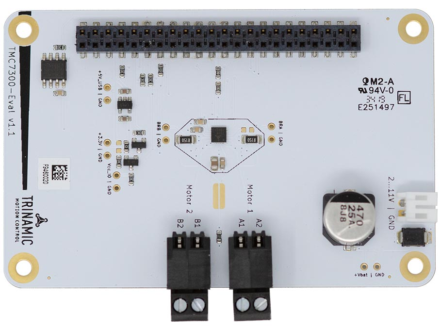 Evaluation board for TMC7300