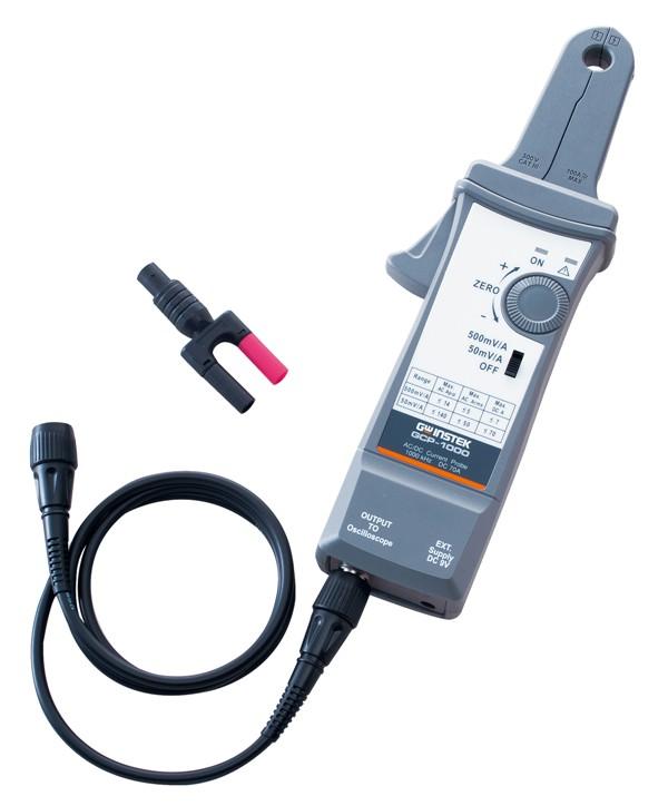 Компания GW Instek представляет 3 новых токовых пробника с диапазонами рабочих частот по току до 1 МГц