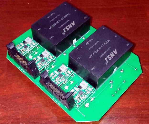 Зарядное устройство для батарей LiFePO4 индивидуальным