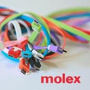 Molex соединения связь инновации