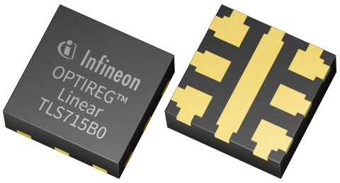 Datasheet Infineon TLS715B0NAV50XTSA1