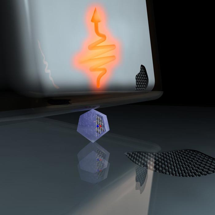 Команда российских и американских ученых создала самый яркий в мире источник одиночных фотонов