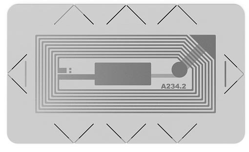 Новая саморазрушающаяся метка Микрона для защиты от несанкционированного доступа