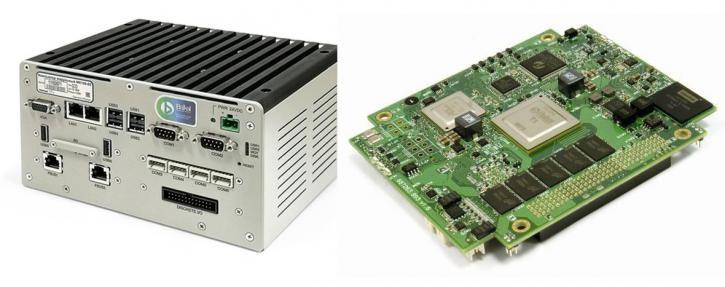 Про новый российский модульный промышленный компьютер МК-150-02