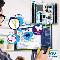 Отладочная плата P-NUCLEO-WB55 для STM32WB55: возможности и особенности