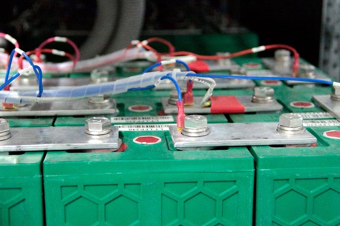 «Лиотех» поставил аккумуляторы для крупнейшей в России СЭС с накопителем энергии