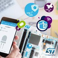 Как создать прототип BLE-приложения на STM32WB с помощью STM32CubeWB
