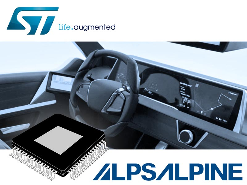 STMicroelectronics Announces New Audio Amplifier IC