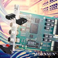 Компоненты Mornsun для AC/DC и DC/DC: как снизить стоимость тракта электропитания устройства