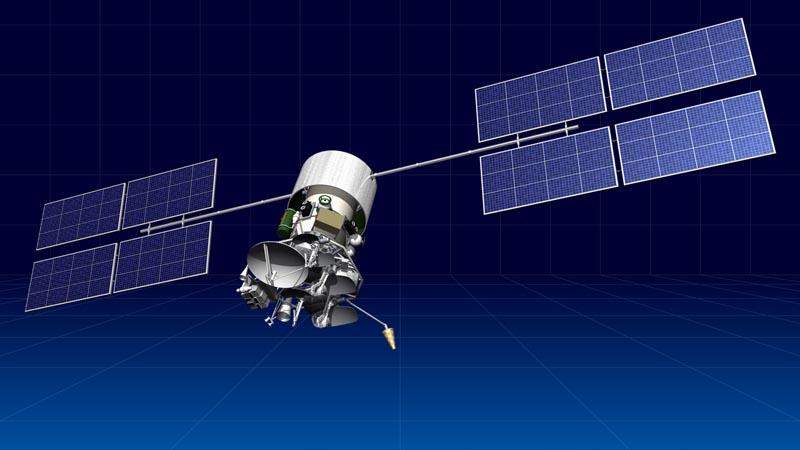 Спутник связи «Экспресс-А» отметил юбилей