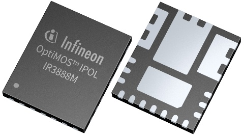 Datasheet Infineon IR3888MTRPBF