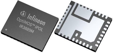 Datasheet Infineon IR3889MTRPBF