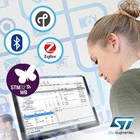 Легкий старт в Bluetoooth с STM32WB55!