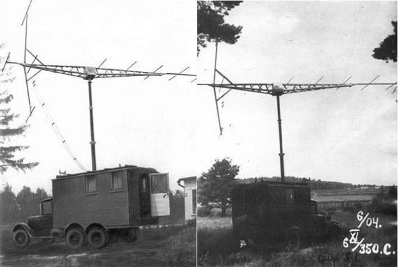 РЛС дальнего обнаружения «РУС-2»