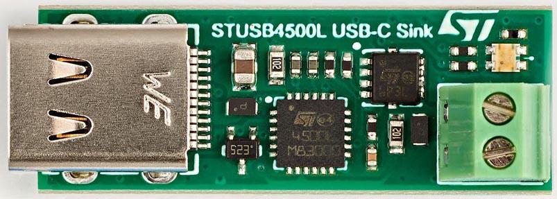 Базовый проект EVAL-SCS002V1