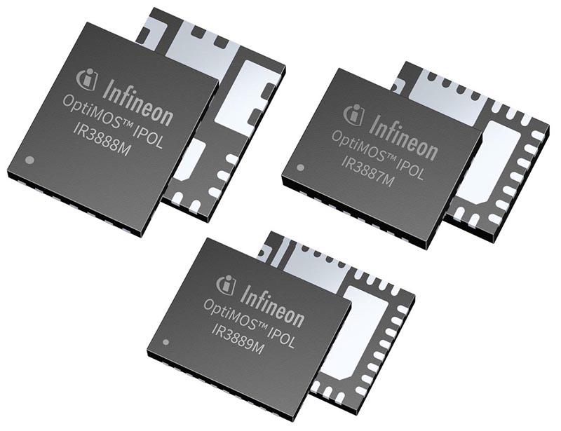 Infineon - IR3887M, IR3888M, IR3889M