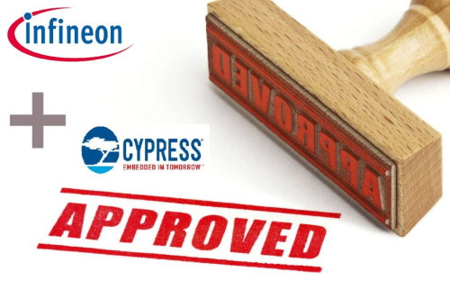 Infineon покупает Cypress. Анализ Российского рынка