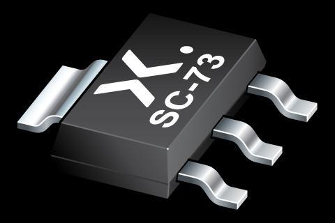 Datasheet NXP BSP122,115