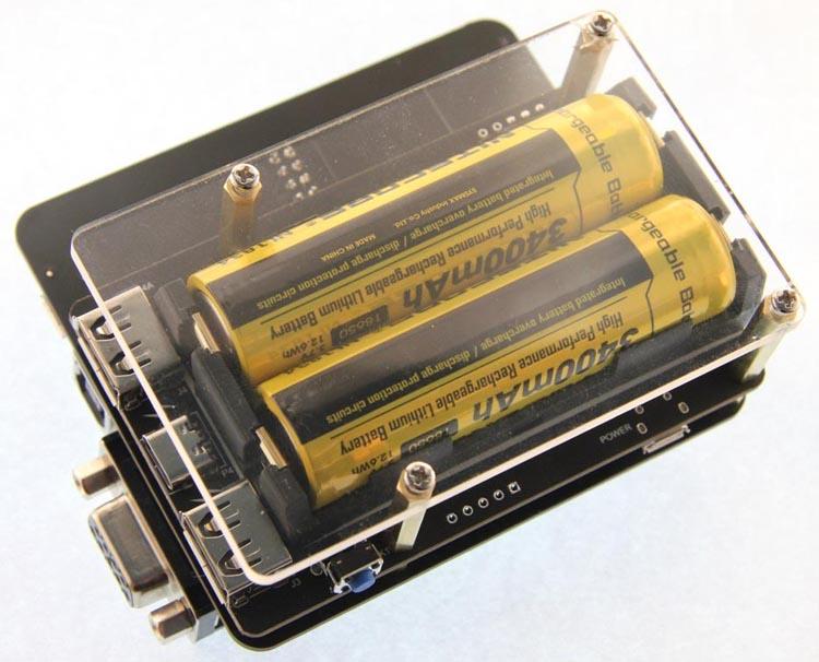 ООО «Физика-Прибор» выпускае модуль сопряжения USB&WiFi с мультиплексным каналом