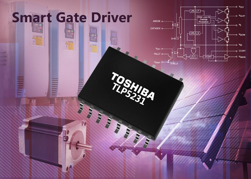 Toshiba - TLP5231