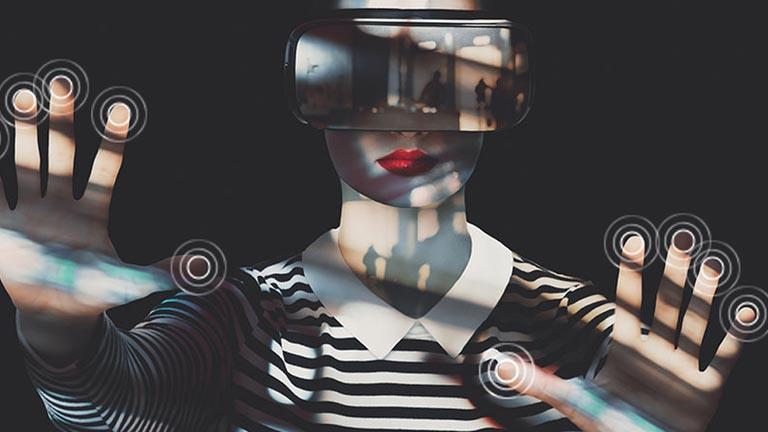 Носимое устройство передачи тактильных воздействий создает ощущение прикосновения