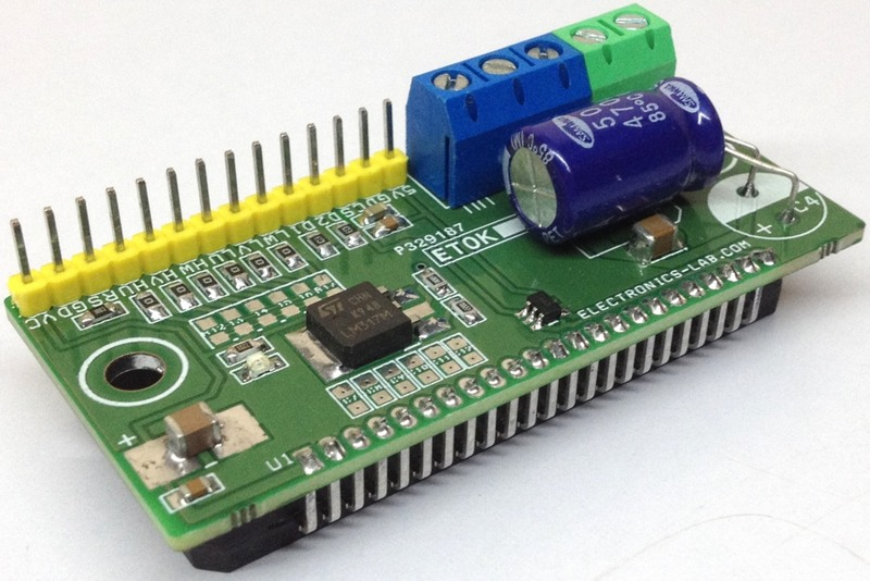 20A 40V Integrated Power Module DC