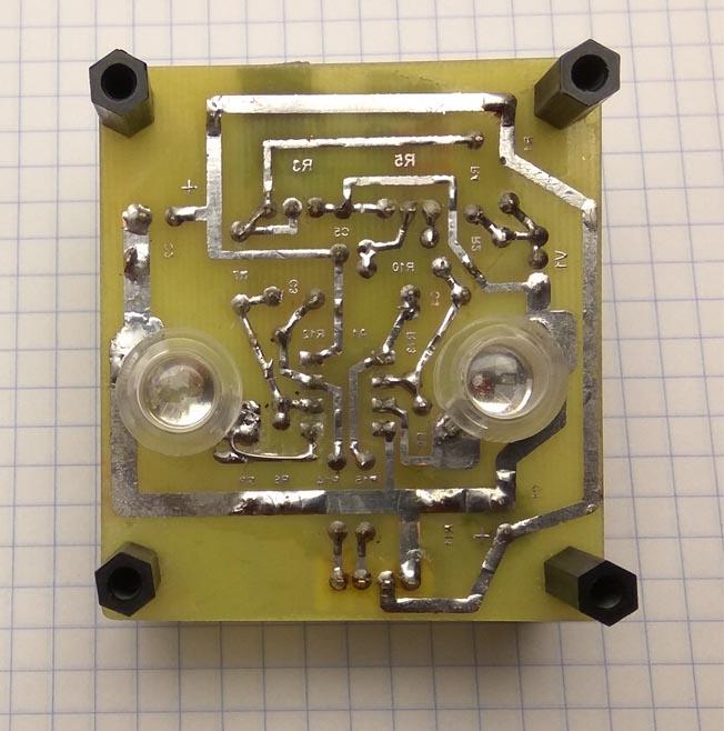 Двухканальный Приемопередатчик телеметрического сигнала.