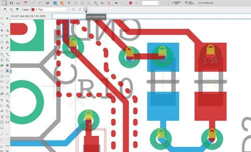 Что изменилось в новых версиях САПР Autodesk Eagle. Часть3 - Eagle9.5, Eagle9.6