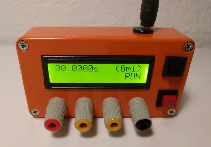 Миллиомметр с ЖК-индикатором на Arduino своими руками