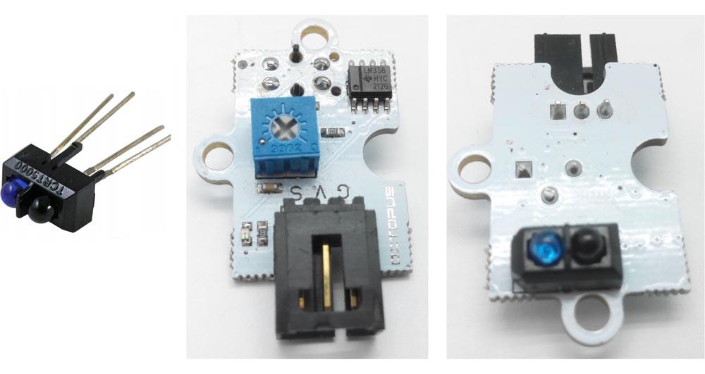 ИК датчик приближения MP549