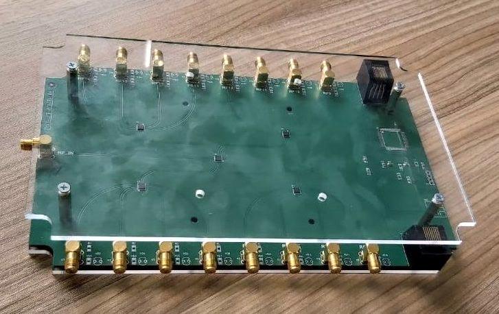 Создан антенный коммутатор RST-CMT для построения автоматизированных RFID-решений