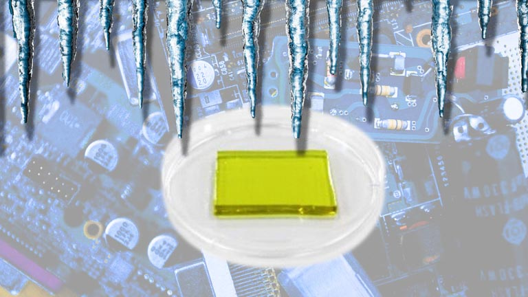 Cool Down Electronic Devices Recover Waste