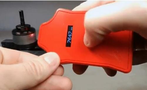 Laser Tachometer on Arduino.