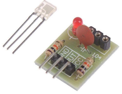 Arduino Laser sensor module.
