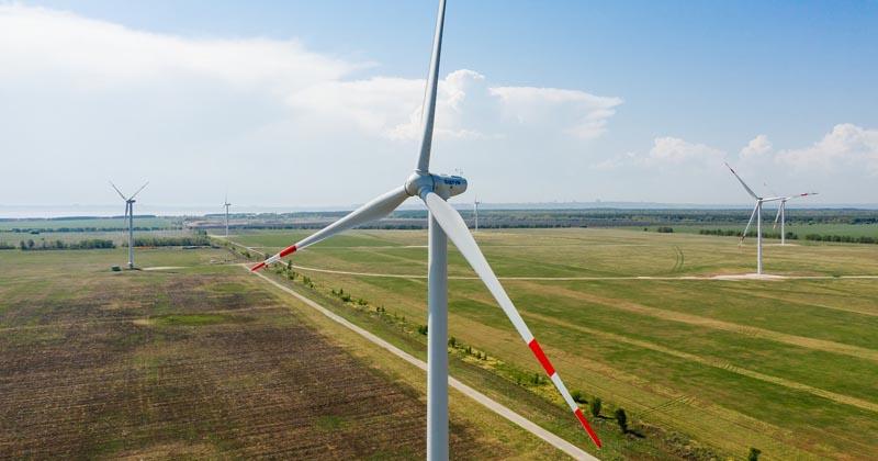В Ростовской области началась промышленная эксплуатация второй ветроэлектростанции Фонда развития ветроэнергетики