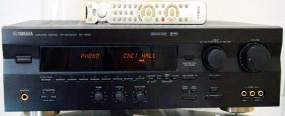 Yamaha RX-V595