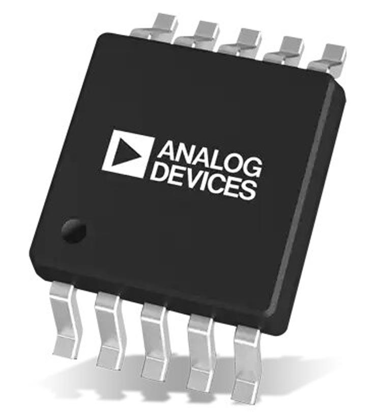 Analog Devices анонсировала сборку согласованных резисторов для прецизионных усилителей