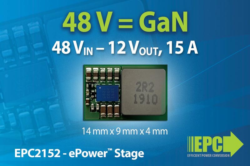 Efficient Power Conversion - EPC2152