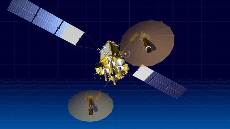 Космический аппарат «Луч-5В»